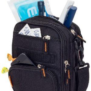 Diabetes-Tasche FIT'S schwarz
