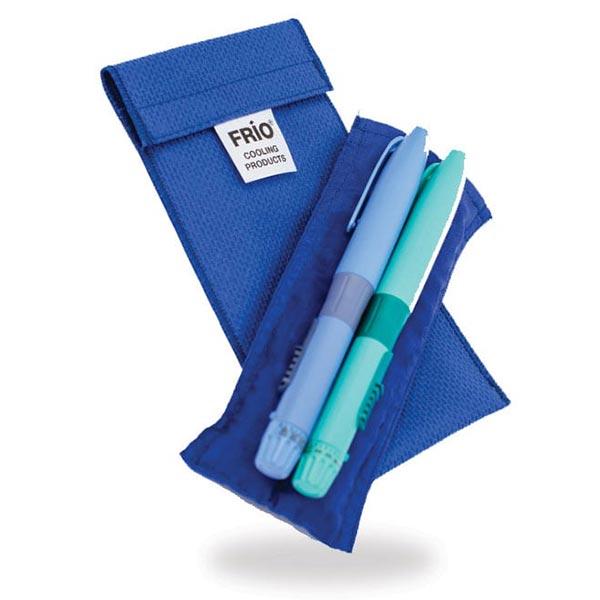 Frio Doppel Insulin-Kühltasche Reise-Kühltasche Diabetes