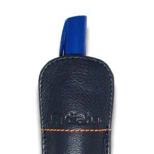 Pentasche diabag Leder schwarz