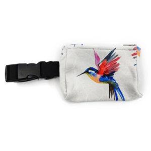 Insulinpumpentasche, Bauchtasche für insulinpumpe Vogel