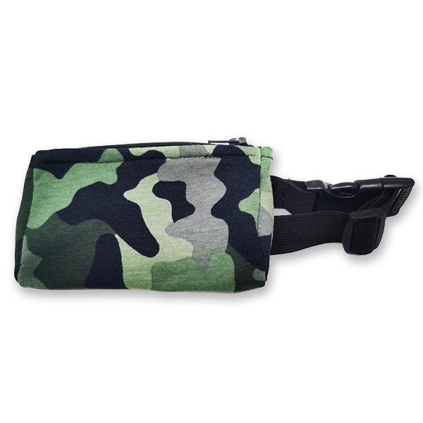 Insulinpumpentasche, Bauchtasche für insulinpumpe Camouflage