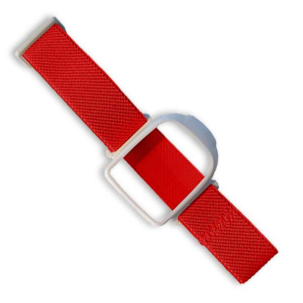 Omnipod Fixierband Fixierung Podhalter Rot