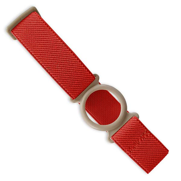 Freestyle Libre Fixierung Fixerband Halter Sensorschutz Rot Beige