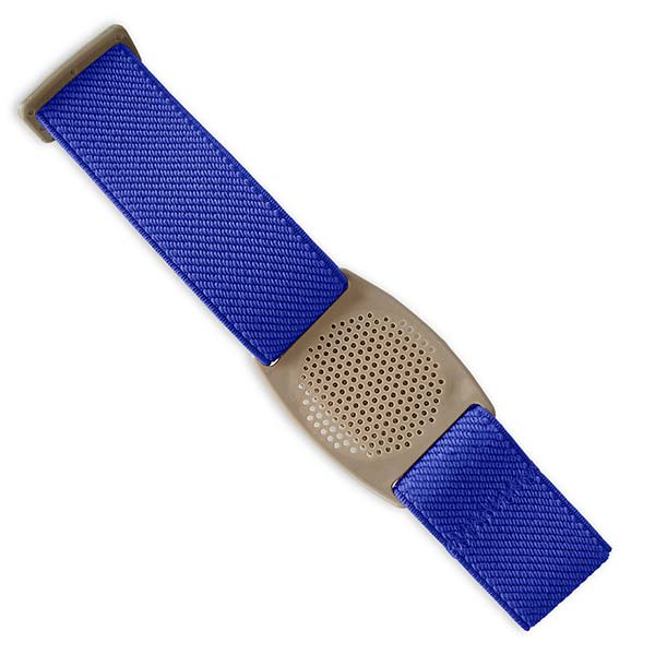 Freestyle Libre Fixierband Sensorschutz Halter Royalblau