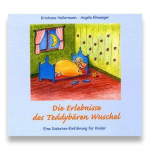 Diabetes Buch Kinder Die Erlebnisse des Teddybären Wuschel