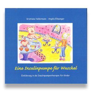 Diabetes Buch Kinder Eine Insulinpumpe für Wuschel