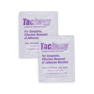 TacAway Pflasterentferner Tücher