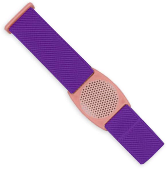 Freestyle Libre Halter fixierung Fixierband Lila