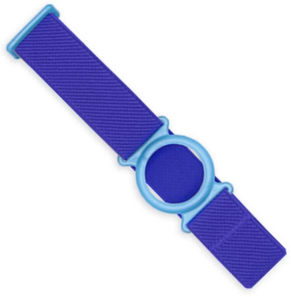 Freestyle Libre Halter fixierung Fixierband Blau
