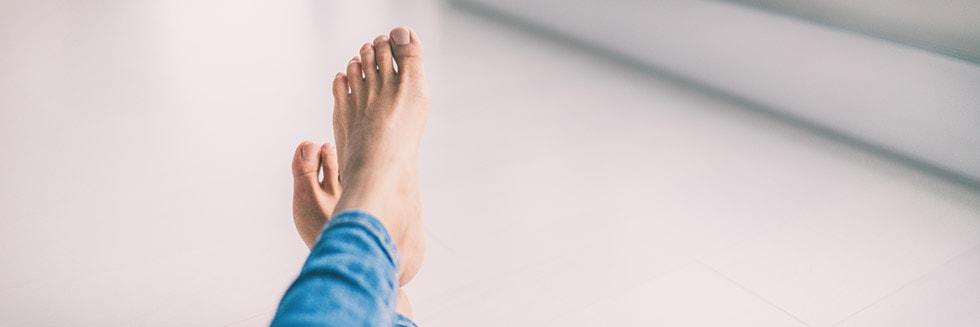 Fußpflege und Diabetes