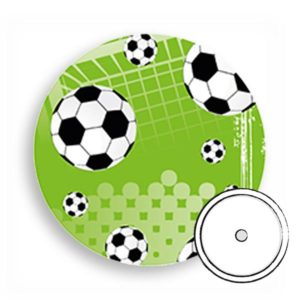 Overpatch rund freestyle Libre pflaster Fußball Football