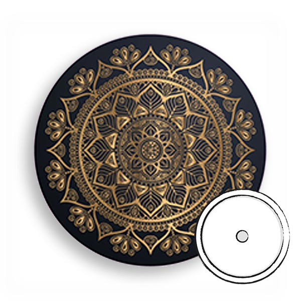Overpatch rund freestyle Libre pflaster Mandala