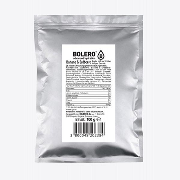 Bolero Getränke Pulver Kola Banane Erdbeere Kiba