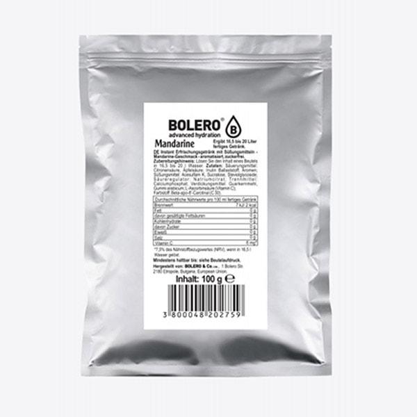 Bolero Getränke Pulver Mandarine