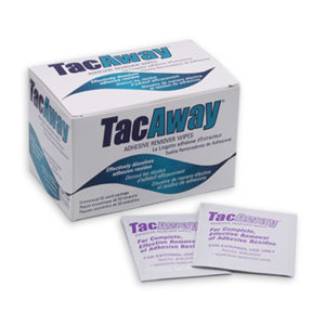 TacAway Pflasterentferner 50 Stück Pflasterränder